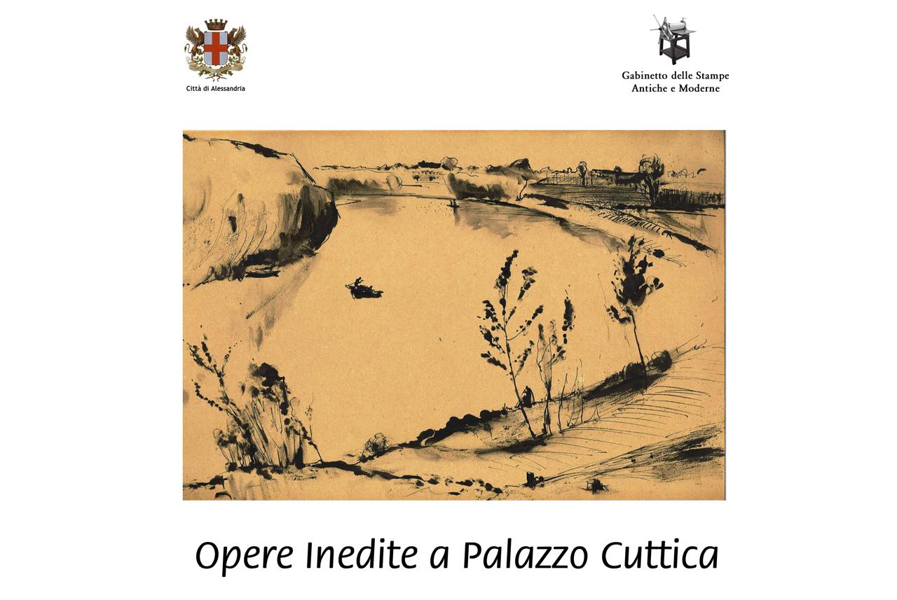 Opere inedite a Palazzo Cuttica