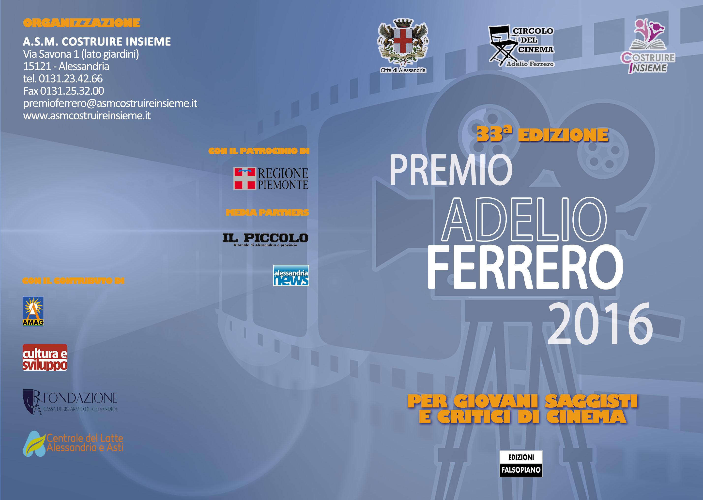 Premio Ferrero 2016