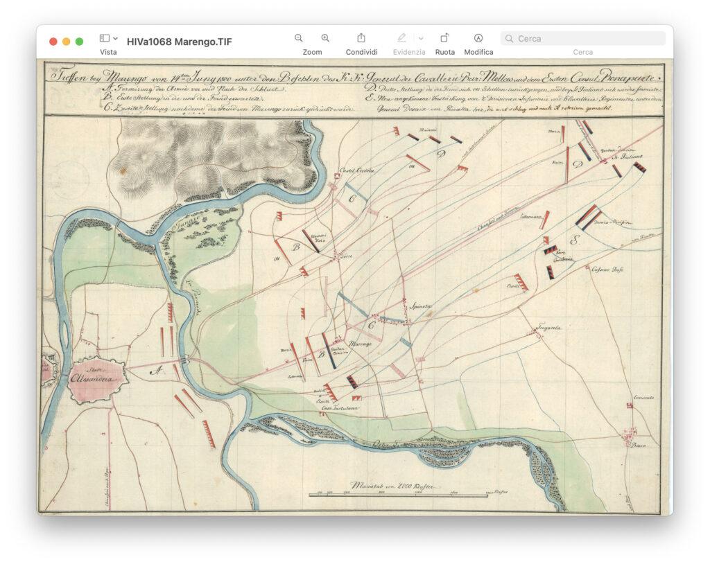 Mappa lectio