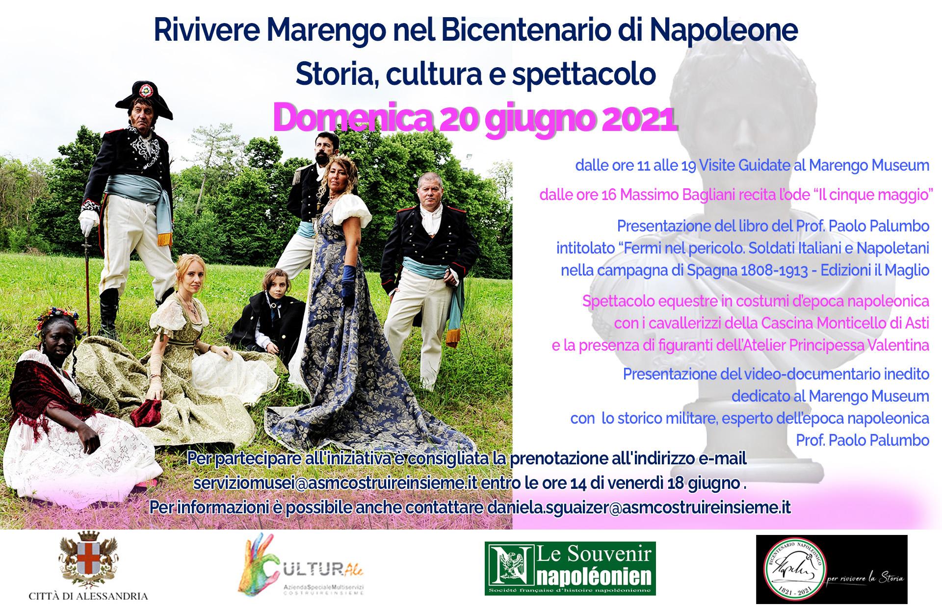 Rivivere Marengo nel bicentenario di Napoleone